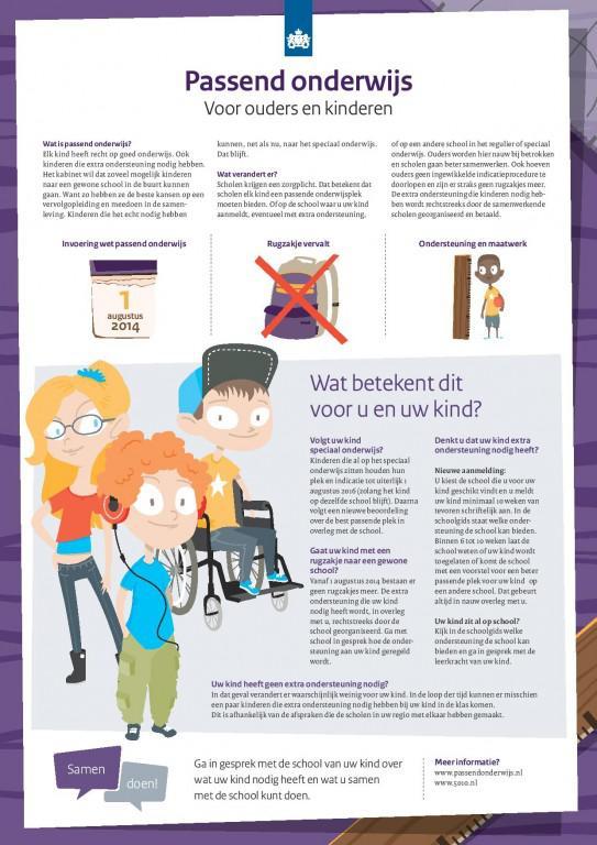 24c3c32e61b Nutsbasisschool De Regenboog - Samenwerkingsverband Passend ...